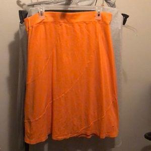 Midi Skirt, Sz XL